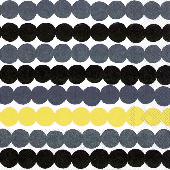 Servietten 25 x 25 cm,  Sonstiges -  Sonstiges,  Everyday,  lunchservietten,  Punkte