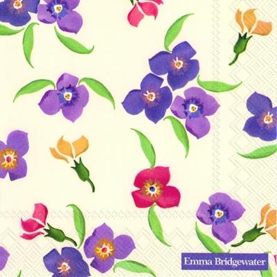 Emma Bridgewater,  Blumen -  Sonstige,  Everyday,  lunchservietten,  Blumen