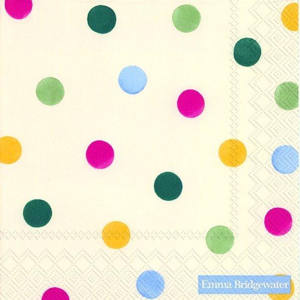 Servietten 33 x 33 cm,  Sonstiges - Muster,  Everyday,  lunchservietten,  Punkte
