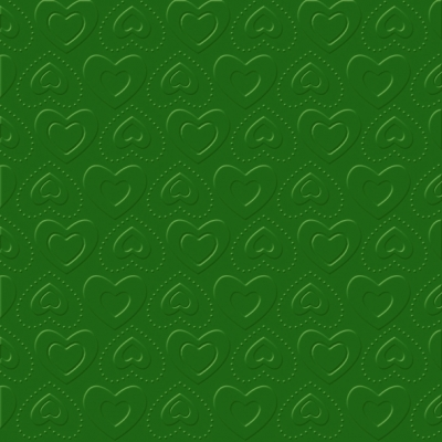 Servietten 33x33 cm - CARINO UNI grün