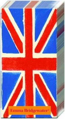 10 bedruckte Taschentücher UNION JACK                              ,  Sonstiges,  Regionen,  Everyday,  bedruckte papiertaschentücher,  England