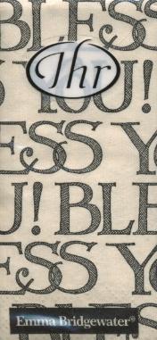 Taschentücher Black Toast Etch,  Sonstiges,  Everyday,  bedruckte papiertaschentücher,  Schriften