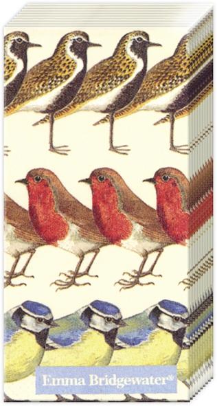 Taschentücher Birds,  Tiere,  Everyday,  bedruckte papiertaschentücher,  Vögel