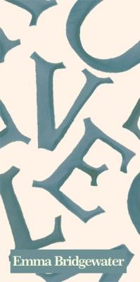 Taschentücher LOVE grey,  Everyday,  bedruckte papiertaschentücher,  Schriften