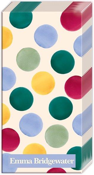 Taschentücher TIGHT POLKA DOT,  Sonstiges,  Everyday,  bedruckte papiertaschentücher,  Punkte
