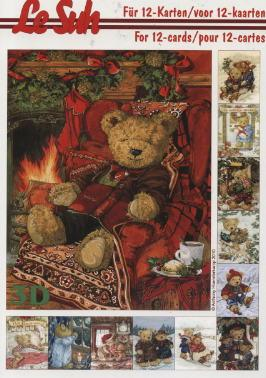 Le Suh b.v.,  Spielsachen - Stofftiere,  3D Bogen,  Teddybär