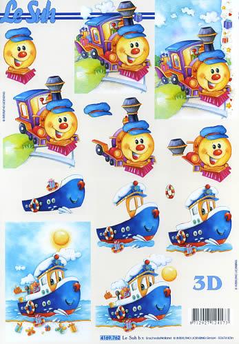3D Bogen Spielzeug - Format A4,  Le Suh,  3D Bogen,  Spielzeug