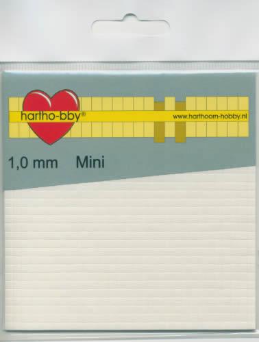 Form-Pads 1,0 mm - minis,  Form Pads,  Klebeband,  klebefolie