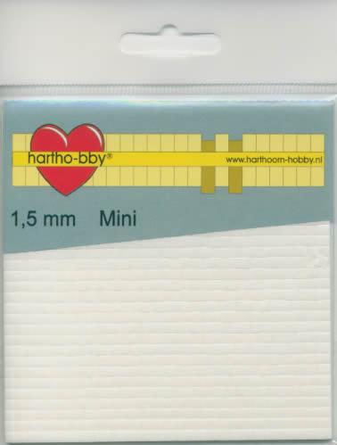Form-Pads 1,5 mm - minis,  Form Pads,  Klebeband,  klebefolie