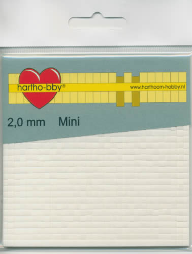 Form-Pads 2,0 mm - minis