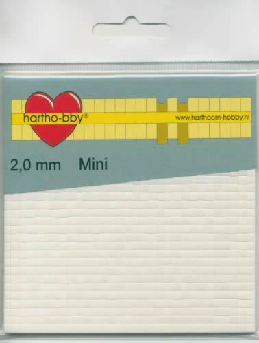 Form-Pads 2,0 mm - minis,  Form Pads,  Klebeband,  klebefolie