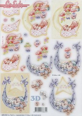 3D Bogen,  Menschen - Babys,  Baby,  Geburt