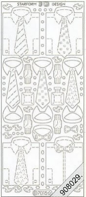 Starform, gold,  Art - Stickers Glitter transparent,  Art - Glitter Sticker,  Art - Glitter Sticker,  Krawatte,  Hemd,  Mann