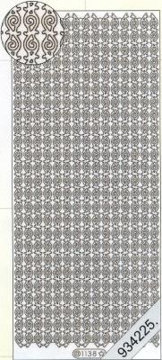 Stickers Bordüren / Linien - weiß, weiß,  Muster - Ränder,  Art - Stickers,  Jahreszeit - Everyday,  Rand