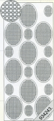 Stickers Mosaik - lila
