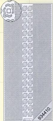 Stickers Bordüren / Linien - silber, silber,  Muster - Linien,  Art - Stickers,  Jahreszeit - Everyday,  Linien