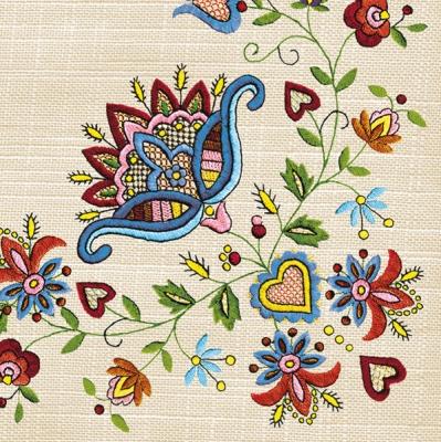 Servietten nach Firmen,  Blumen -  Sonstige,  Sonstiges - Muster,  Blumen,  Everyday,  cocktail servietten