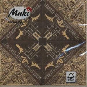 Maki Pol-Mak Collection,  Sonstiges -  Sonstiges,  Everyday,  lunchservietten,  Ornamente