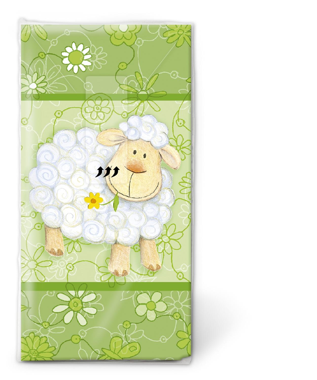 Taschentücher Dazzling,  Tiere,  Everyday,  bedruckte papiertaschentücher,  Schafe