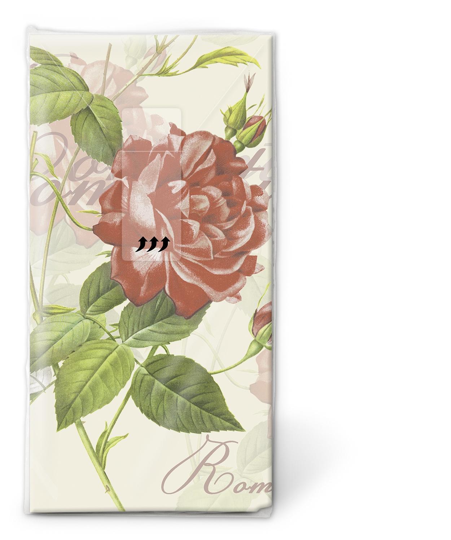 Taschentücher TT Classic rose
