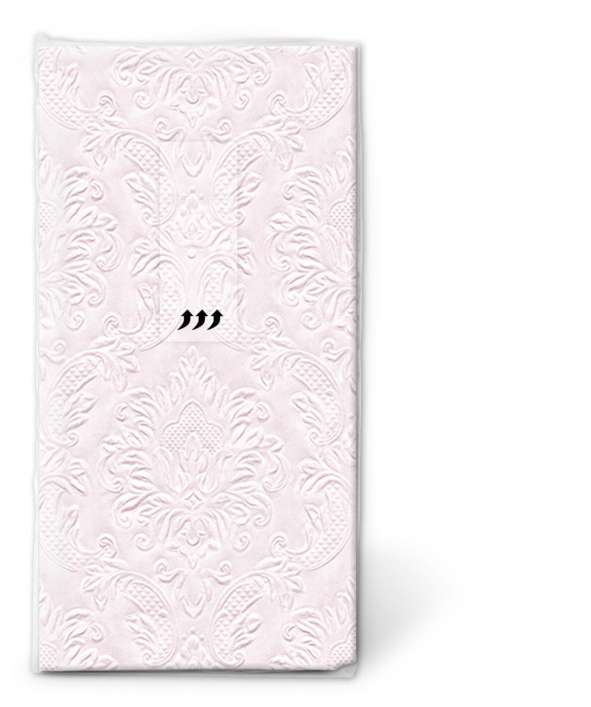 Paper+Design,  Everyday,  bedruckte papiertaschentücher,  hellrosa
