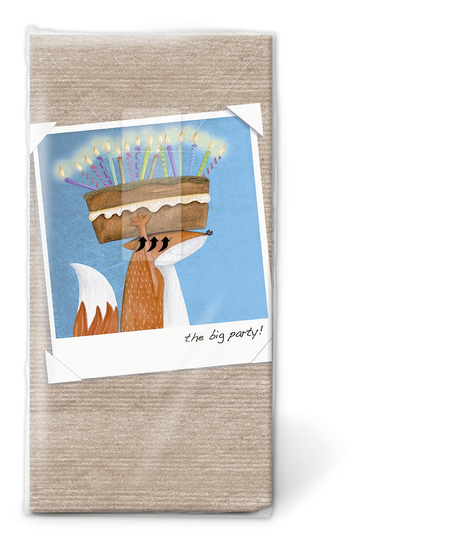 Taschentücher - Die große Party