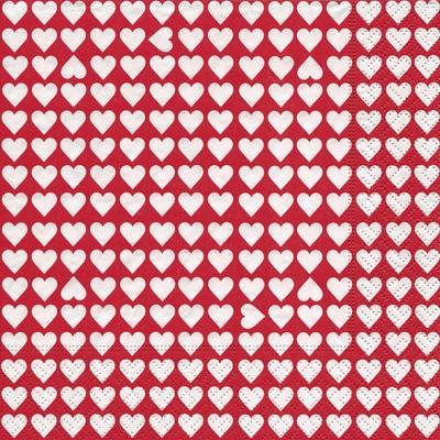 Lunch Servietten Heart error,  Ereignisse - Liebe,  Everyday,  lunchservietten,  Liebe,  Herz
