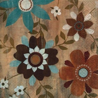 Paper+Design,  Blumen -  Sonstige,  Everyday,  lunchservietten,  Blumen