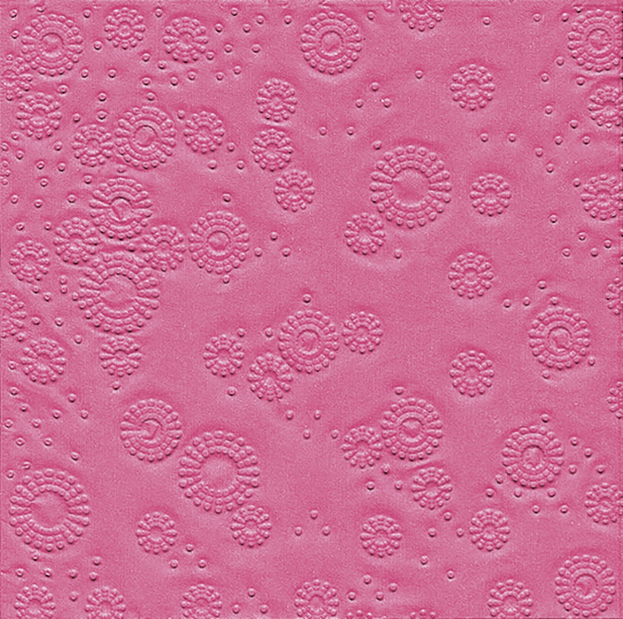 16 Servietten - 33 x 33 cm Moments Uni pink - geprägt,   geprägte Servietten,   geprägte Servietten,  Everyday,  lunchservietten