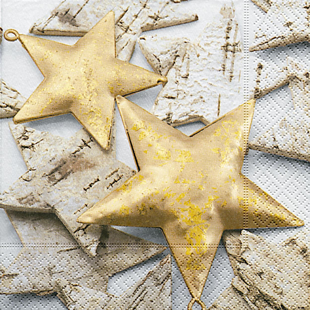 Lunch Servietten Just stars