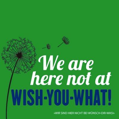 Lunch Servietten Wish-you-what