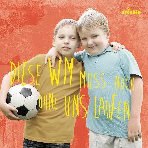 Artablo,  Sport - Fußball,  lunchservietten,  Jungen,  Fußball,  WM,  Freunde,  Brasilien