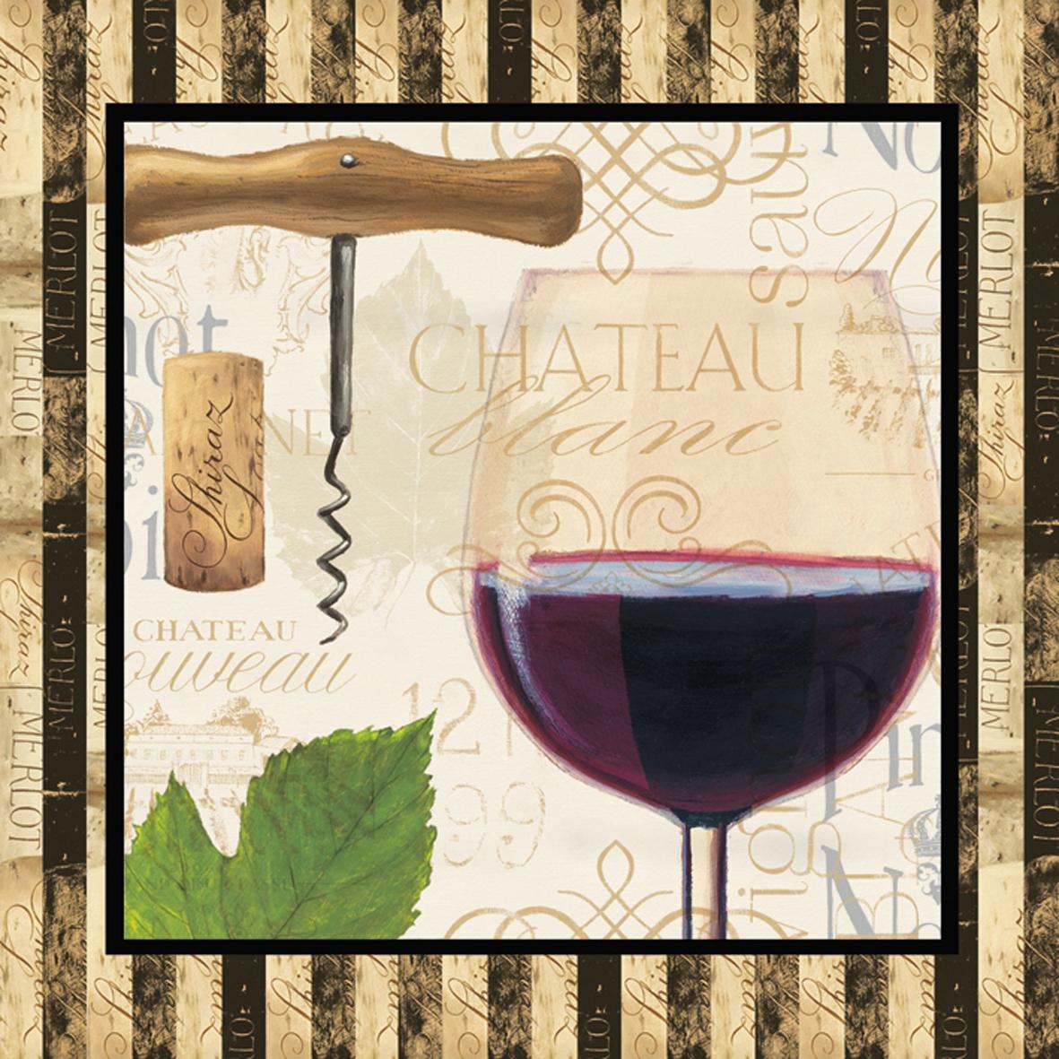 Servietten / Getränke,  Everyday,  cocktail servietten,  Wein