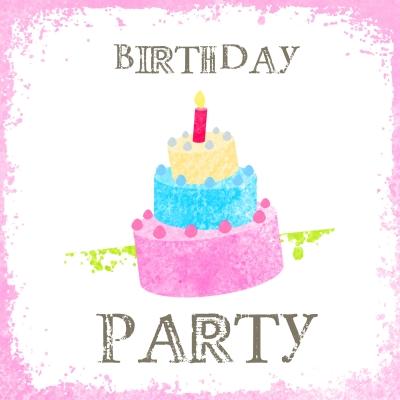 Lunch Servietten It´s My Birthday! ,  Essen - Kuchen / Keks,  Sonstiges - Schriften,  Ereignisse - Geburtstag,  Everyday,  lunchservietten,  Schriften,  Kuchen,  Geburtstag