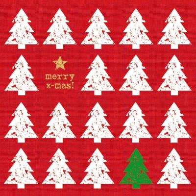 Paperproducts Design,  Weihnachten - Weihnachtsbaum,  Weihnachten,  lunchservietten,  Weihnachtsbaum,  Tannenbaum