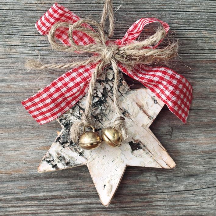 Paperproducts Design,  Weihnachten - Sterne,  Weihnachten,  lunchservietten,  Sterne,  Schleife