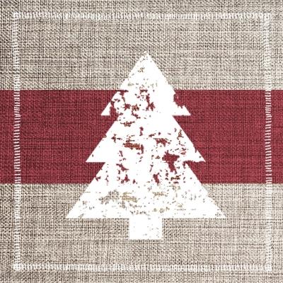 Servietten 33 x 33 cm,  Weihnachten - Weihnachtsbaum,  Weihnachten,  lunchservietten,  Weihnachtsbaum