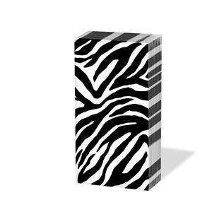 Taschentücher Zebra,  Sonstiges,  Tiere,  Everyday,  bedruckte papiertaschentücher