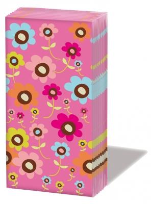 Taschentücher Gesamtübersicht,  Blumen,  Sonstiges,  Everyday,  bedruckte papiertaschentücher