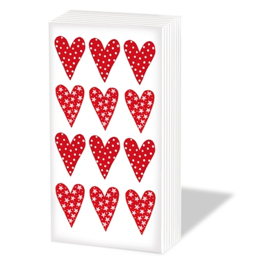 Taschentücher Lot of Love