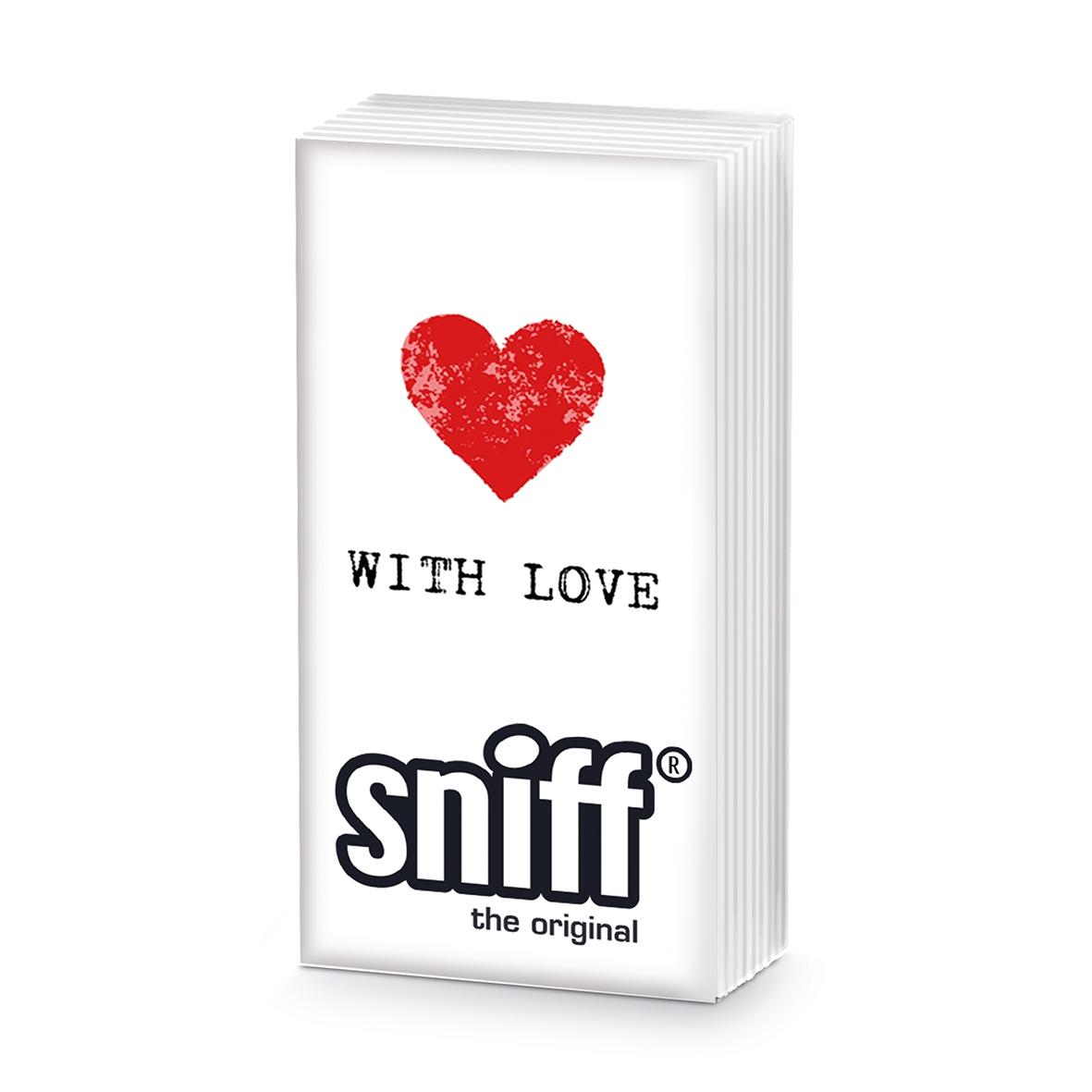Taschentücher With Love