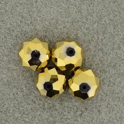 Geschliffene Glasperlen 16 mm,