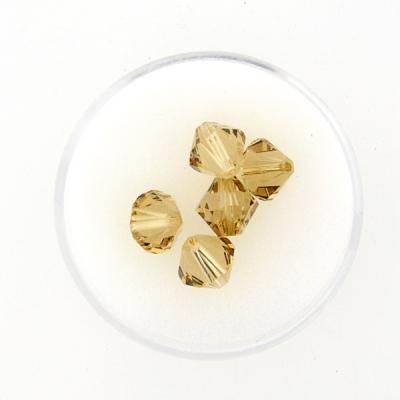 Swarovski Perlen 8 mm Kegel,