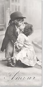 Taschentücher Amour
