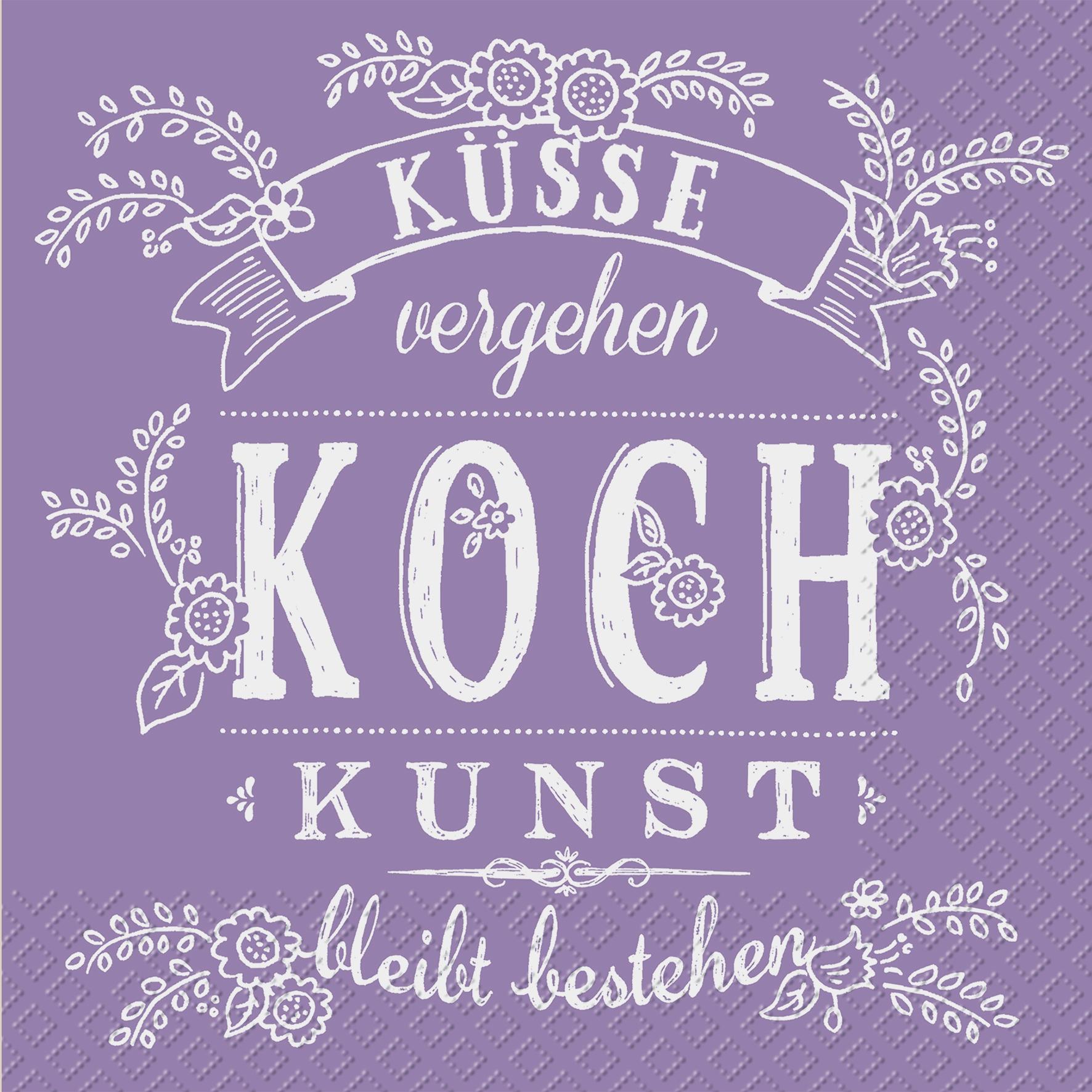 Lunch Servietten Katharina,  Sonstiges - Schriften,  Essen -  Sonstiges,  Everyday,  lunchservietten,  Schriften