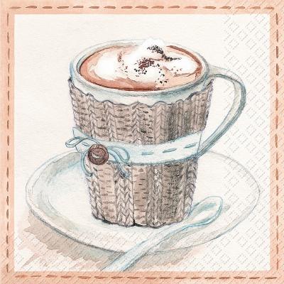 Servietten nach Firmen,  Getränke Kaffee / Tee,  Everyday,  lunchservietten,  Kaffee