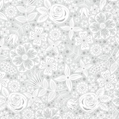 Servietten ,  Blumen - Rosen,  Everyday,  lunchservietten,  Rosen