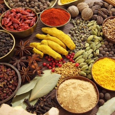 Lunch Servietten Spices & Herbs,  Essen - Gewürze,  Everyday,  lunchservietten,  Gewürze