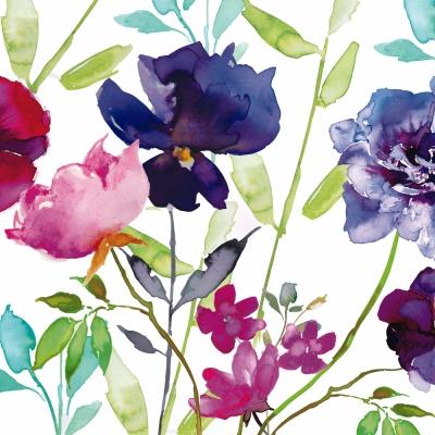 Everyday,  Blumen -  Sonstige,  Blumen,  Everyday,  lunchservietten,  Blumen